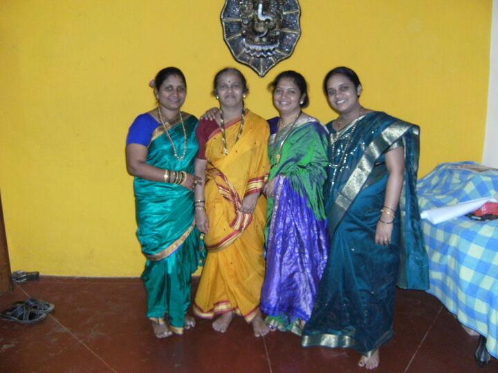 Indiska Klader Indien Ifokus