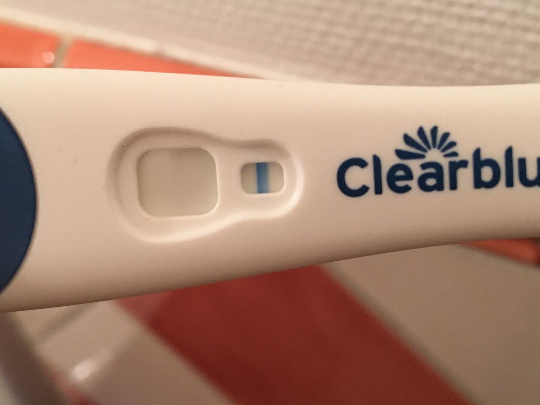 ingen mens på 2 månader negativt graviditetstest