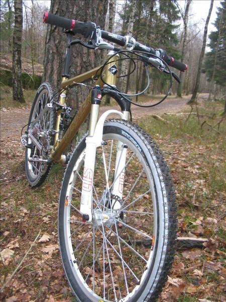 mountainbike till salu