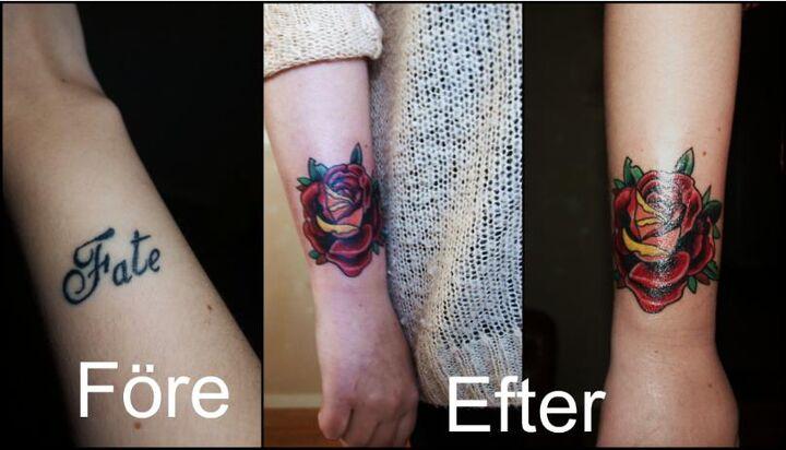 åldersgräns på tatuering