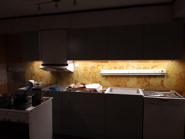 Vår köksrenovering | Livskvalitet iFokus